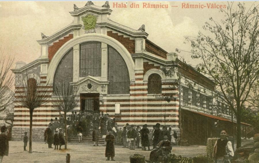 Râmnicu Vâlcea - patrimoniul cultural imobil