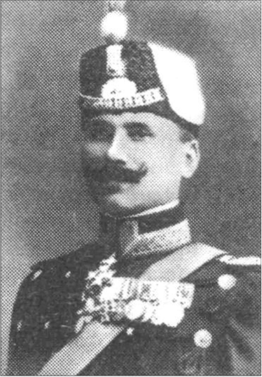 Generalul David Praporgescu